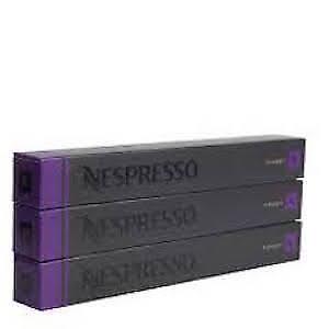 Genuine Nespresso capsules