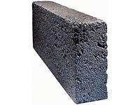 100 x Concrete Blocks ( New )