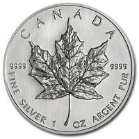 I AM PAYING ABOVE MARKET SPOT ON 1 OZ SILVER MAPLES