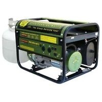 PORTABLE Light PROPANE GENERATOR 4000 Safe HUNTERS Trade Barter