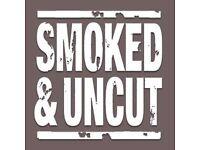2 x Sunday day tickets - Smoked & Uncut (Brockenhurst)