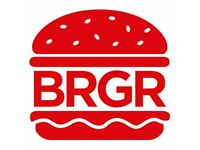 Full Time Supervisor/Assistant Manager- BRGR Edinburgh