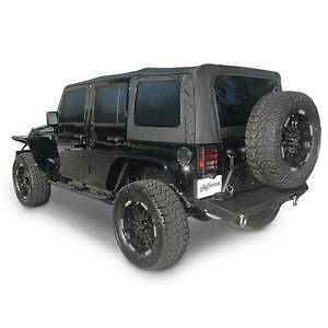 Brand new in box 4 dr Jeep Wrangler Soft Top