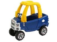 wanted kids little tikes truck coupe