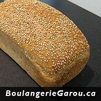 Boulangerie Garou succulentes baguettes de pains faits à la main