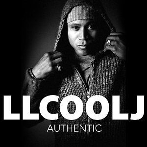LL COOL J - AUTHENTIC CD ALBUM (2013)
