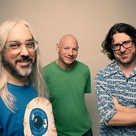 DINOSAUR JR - LEVEL 1 STANDING - CAMDEN ROUNDHOUSE - WEDS 13/12!