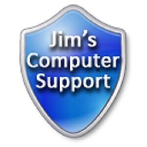 Jim's Computer Support: Online virus malware removal specialist