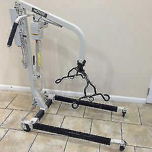 New Never Used Hoyer Patient Lift Fully Electric +Free Sling