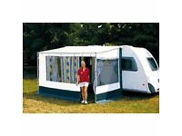 Fiamma porch awning