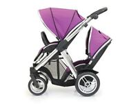 double pushchair.