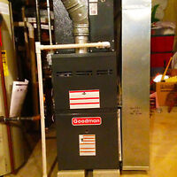 Affordable Furnaces & ACs - NO Credit Check & ZERO Upfront Costs