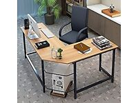 L-Shaped Corner Computer Desk - Office Desk