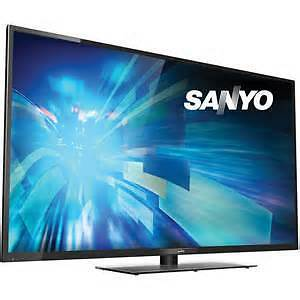 "SANYO DP55D44 55"" 1080p 60Hz LED HDTV"