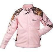 Pink Camo Fleece