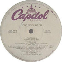 Disque Vinyle / Vinyl Record: George Clinton - Loopzilla