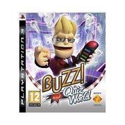 Buzz Quiz World PS3