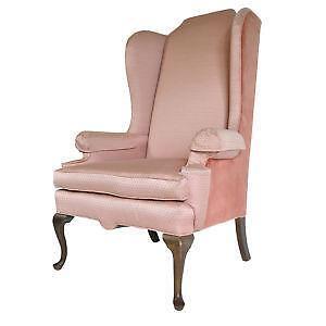 queen anne chair | ebay
