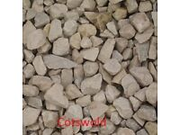 Cotswold Buff 20mm Garden Chips