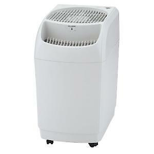 AIRCARE Space Saver Evaporative Humidifier for 2300 sq. ft
