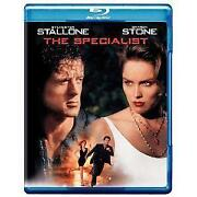 The Specialist Blu Ray