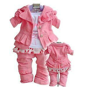 Baby Girl Winter Clothes Ebay
