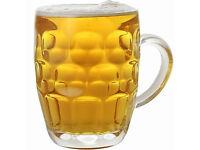 Beer Glasses Quantity 16