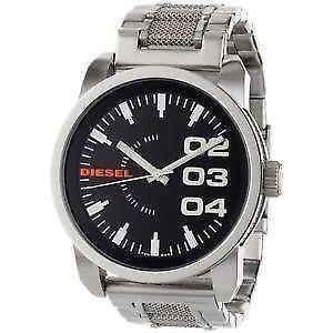 diesel watches men women new used luxury diesel stainless steel watches