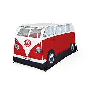 Red VW Camper Van Tent