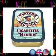 Players Tobacco Tins