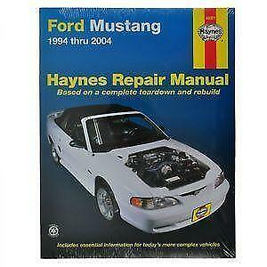 Haynes manual ebay haynes mustang manuals fandeluxe Gallery