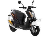 125 cc twist and go