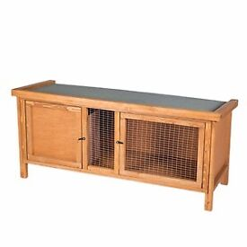 Pets at home guinea pig hutch with insulated cover