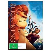 Lion King Special DVD