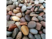 20 mm moray pebbles garden and driveway chips/ stones/ gravel