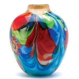 colored glass vases - Colored Glass Vases