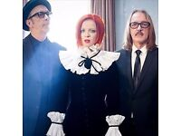 2 tickets for sold out GARBAGE 2.0:20 YEARS PARANOID - O2 ACADEMY BRIXTON - Fri 14th September 2018