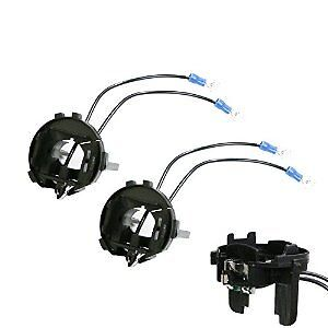 Bulbs Adapter Holders Mounting Base HID Kit Xenon, LED Headlight
