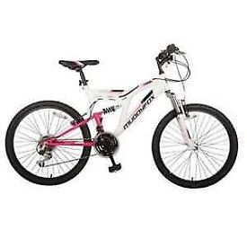 Muddyfox recoil 26 ladies/teens bike