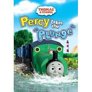 Dvd Thomas and Friends Percy takes a plunge (7 stories)