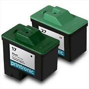 Lexmark Ink Cartridge 17 27
