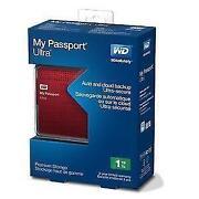 Western Digital My Passport 1TB