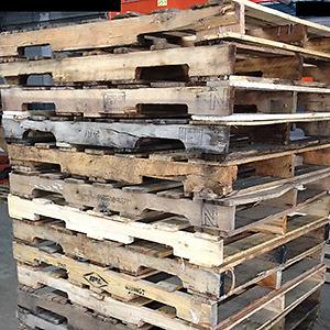 LOOKING FOR 4,000 48x40 used wood palettes *NOT A RESELLER*
