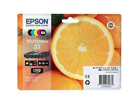 Original Epson 33 Multipack For Sale