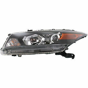 HONDA ACCORD HEAD LAMP LH CPE 08-10 HQ