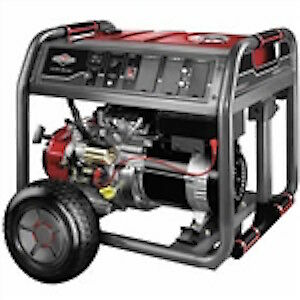 10000/8000W Electric Start Home Generator