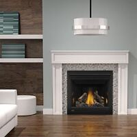 Gas Fireplaces, Fire Pits, Outdoor Patio Heaters