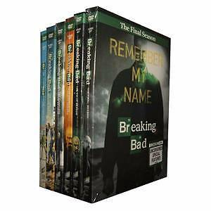 Breaking Bad Box Set - Seasons 1 - 6 Glen Alpine Campbelltown Area Preview