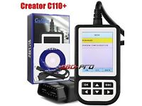 Creator c110+ scanner for Mini and Bmw