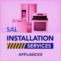 Appliances/Dishwasher installation